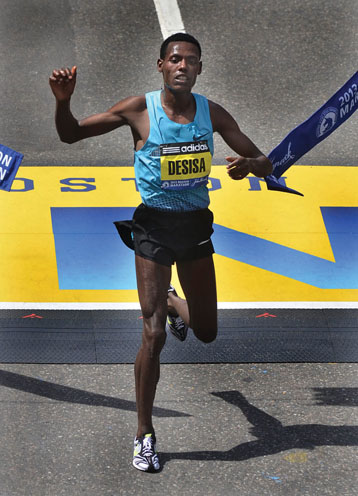 Boston Marathon 2013